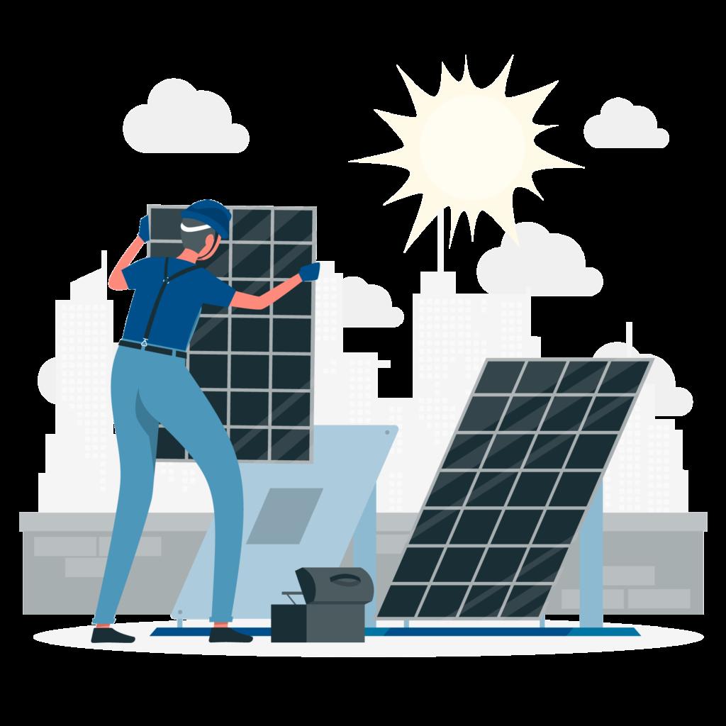 Solar vector illustration on freepik.com